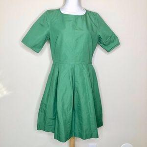 Gap Fit & Flare Dress Pockets